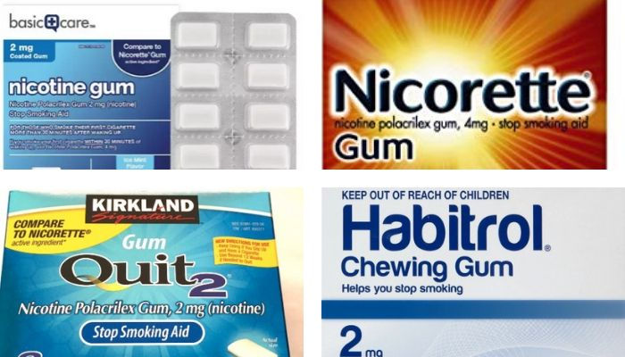 How Does Nicotine Gum Work?