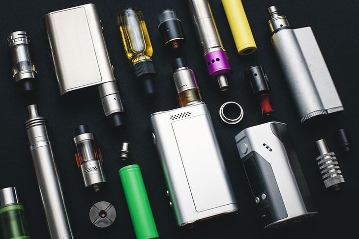 best amp to charge vape batteries