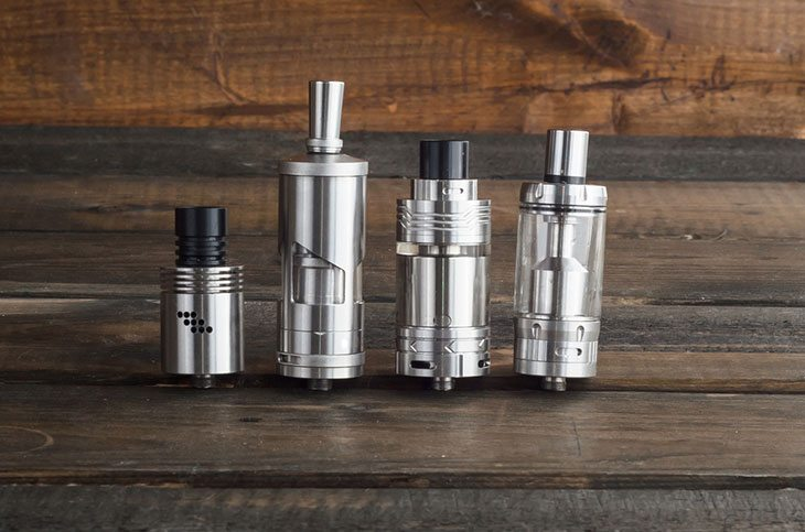 best vape tanks and coils